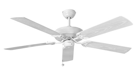 White Ceiling Fans by Fantasia Medina 52 White Ceiling Fan 115342