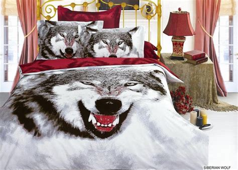 wolf comforter 17 best images about wolf beds on pinterest wolves kid