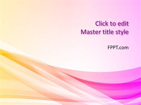 Free Simple Powerpoint Templates Simple Powerpoint Templates Free