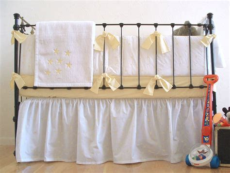 William Crib Bedding by Bright Yellow Crib Bedding By Sweet William Featured At Babybox