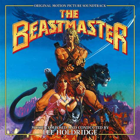 beastmaster the original soundtrack by holdridge