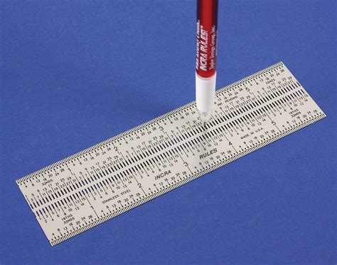 Incra Tools Measuring Marking Amp Layout Precision