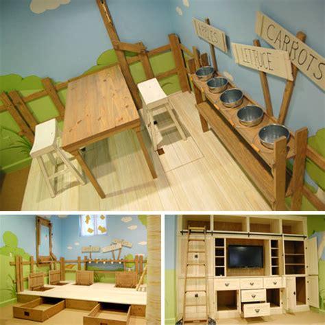 Fun children room bedroom decor ideas