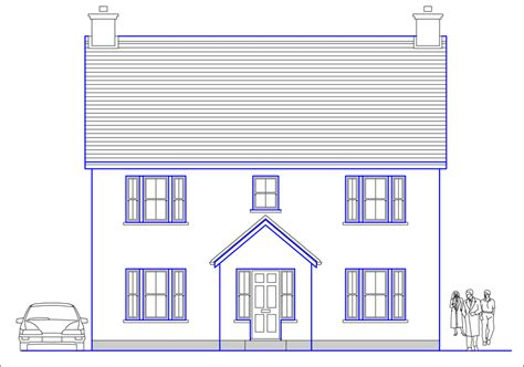 irish house plans 2 storey two storey house plans ireland home design and style