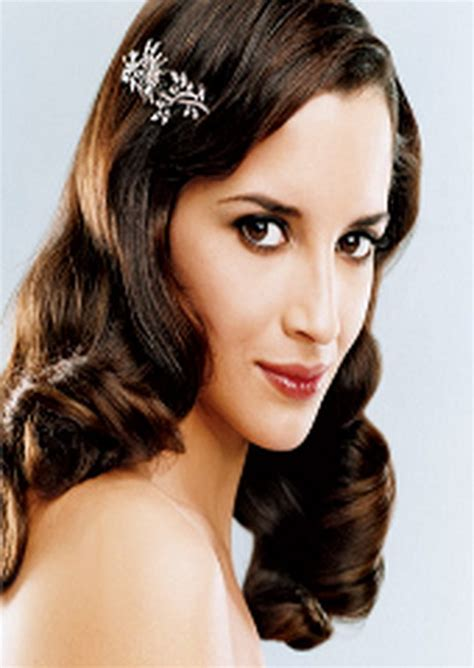 vintage hairstyles images vintage wedding hairstyles for long hair
