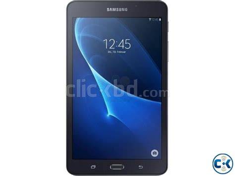 Samsung Tab In Malaysia samsung tab a6 t285 2016 model new intacked boxed malaysia clickbd
