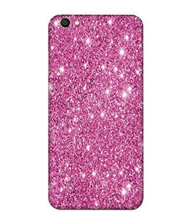 Garskin Gliter Vivo V5 V5s fonokart premium vivo v5 pink glitter designer 3d printed