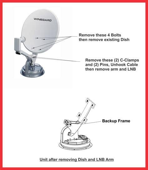 winegard satellite dish wiring diagrams winegard free