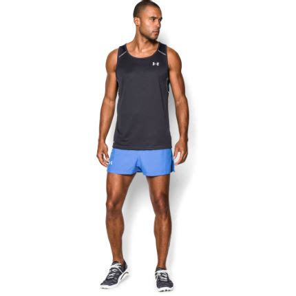 Singlet No 15 wiggle armour coldblack singlet ss15 running vests