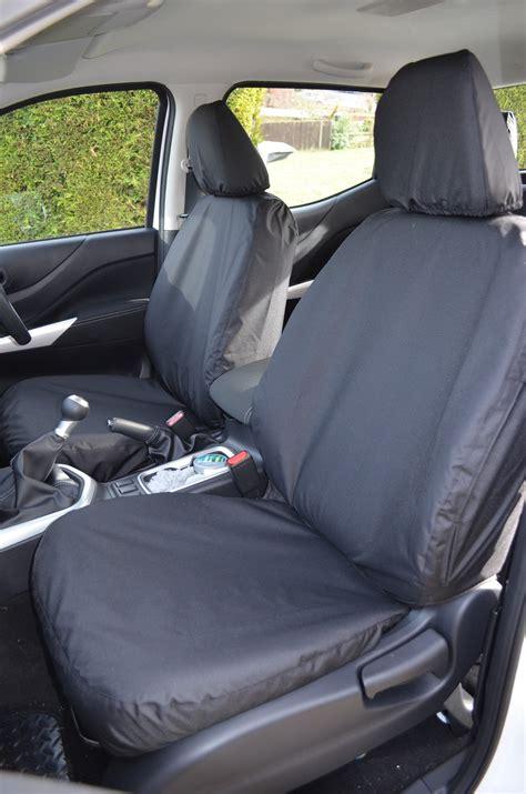nissan juke seat covers 2016 uk nissan navara np300 cab 2016 tailored waterproof