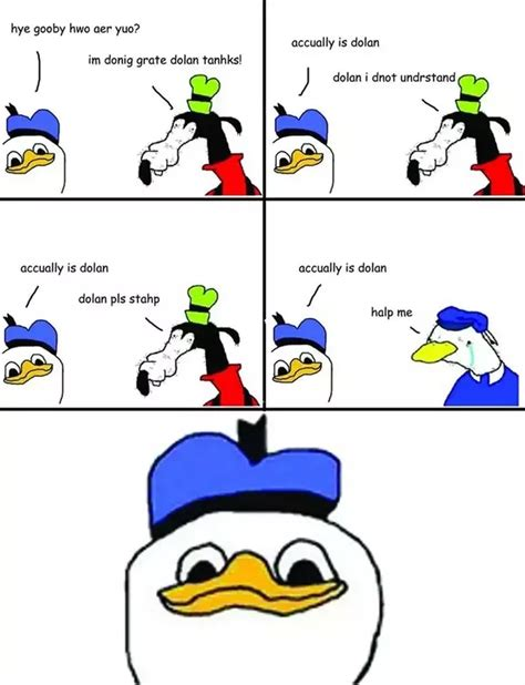 Dolan And Gooby Meme - what are some of the best spoderman dolan gooby memes