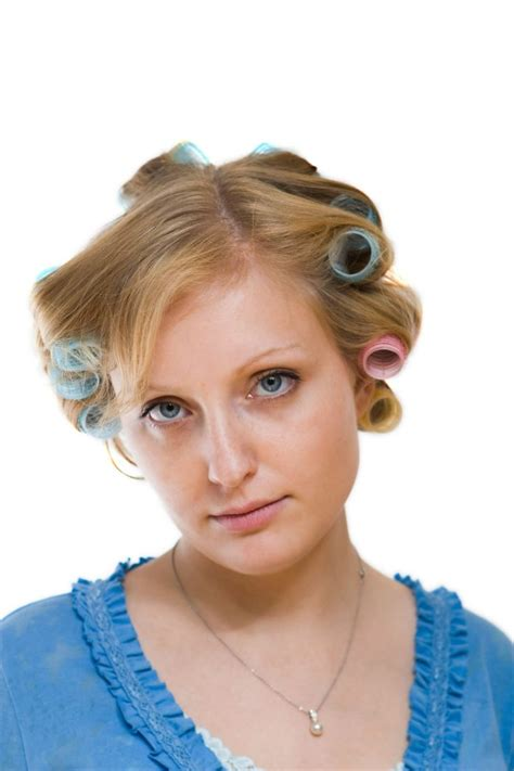 hair dryers for over curlers 155 best images about women in curlers in rollers in