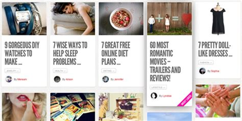 grid layout like pinterest the famous pinterest dynamic grid layout and design