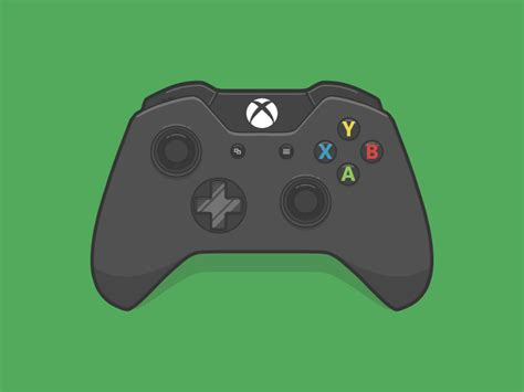 layout animation controller exle xbox one controller by kevin m butler dribbble