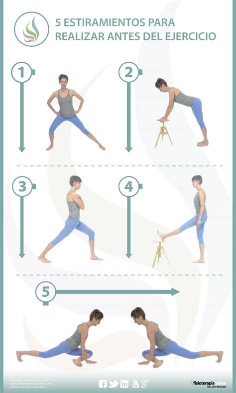 cadenas musculares rodilla 5 estiramientos para realizar antes del ejercicio
