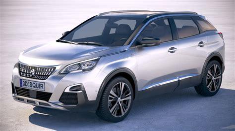 Peugeot En 2019 by Peugeot 3008 2019