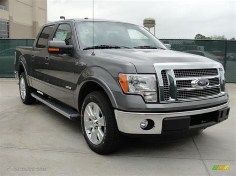 2011 sterling grey metallic ford f150 lariat supercrew 47767211 gtcarlot car color