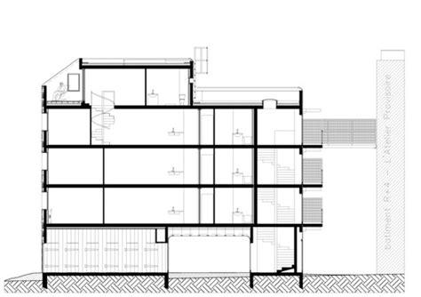 section 48 housing 23 local authority housing avignon clouet architectes