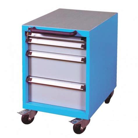 coffre mobile 4 tiroirs