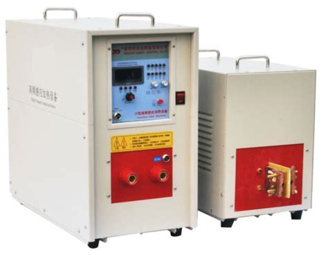 induction heater frequency ddft 50kw high frequency induction heating machine