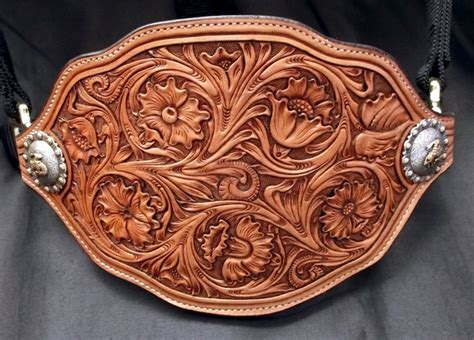 bronc halter noseband template 115 best tooling ideas images on leather craft