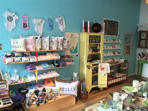 Handmade Craft Store - inside philadelphia independents boutique shop local