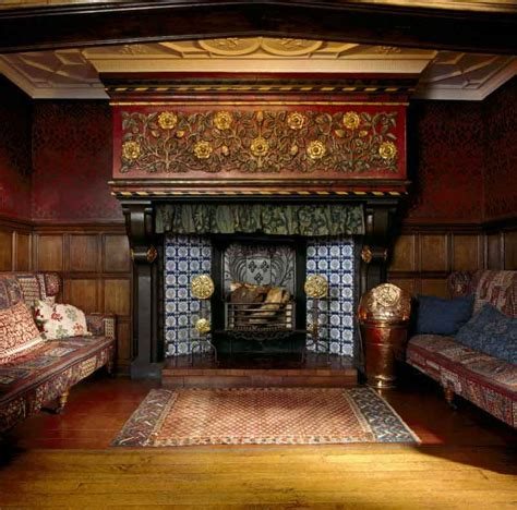 National Fireplace by Wightwick Manor Fund