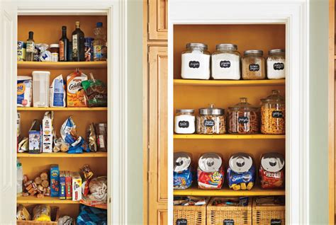 How To Organize Kitchen Pantry by Organizing A Pantry In 5 Simple Steps Homesfeed