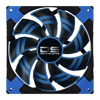 Aerocool Lightning 14cm Blue Led Fan aerocool ds edition 14cm blue led fan dual material colour fdb fan 10 8dba ln56636 en51622