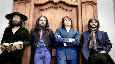 imagenes historicas de los beatles integrantes de los beatles youtube