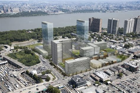 Hudson Lights Fort by Yimby Today Design For Ny Methodist Hospital Expansion