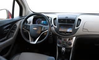 Chevrolet Trax Inside Fotos De Camioneta Chevrolet Trax 2015 Autos Post