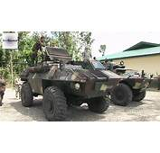 Out Philippine Armys Commando &amp Simba Armored Vehicles YouTube