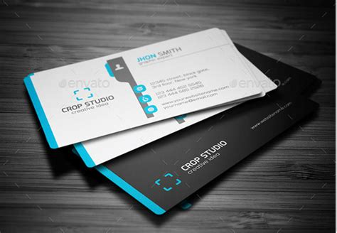 best visiting card templates 30 best business card templates psd design freebie