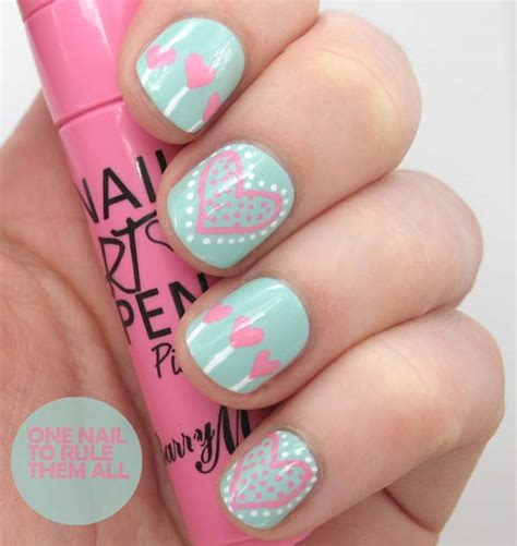easy nail art pen designs easy nail art designs for everyone easyday