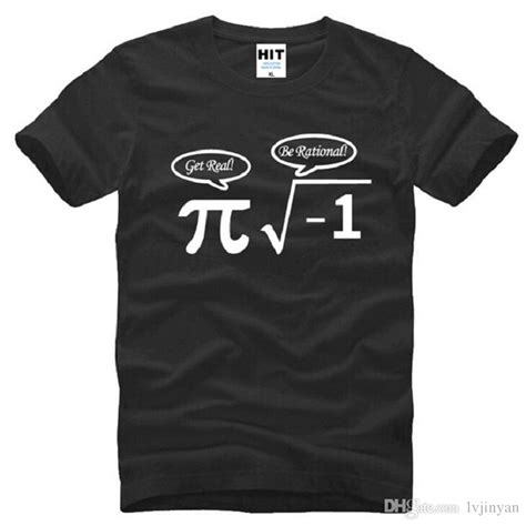 Nerdy Shirt be rational get real nerdy pi t shirts