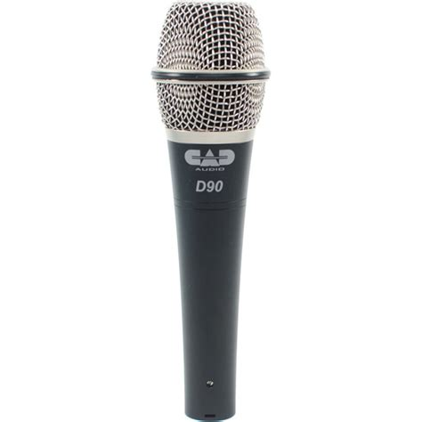 Cad Live D90 Supercardioid Dynamic Microphone Cable Mic Kabel Vocal cad d90 vocal microphone s store