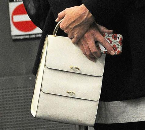 Name Holmess Purse by Name That Bag White Top Handle Purseblog