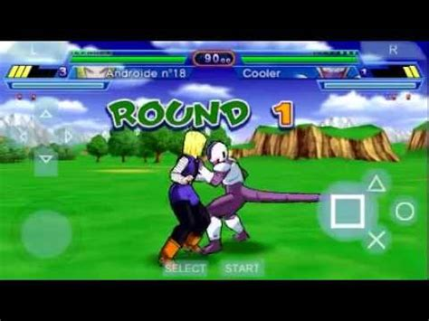 apakah format game psp ppsspp dragon ball z shin budokai 2 youtube