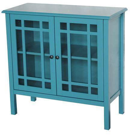 Glass Door Cabinet Walmart Hometrends Tempered Glass Door Accent Cabinet Walmart Ca