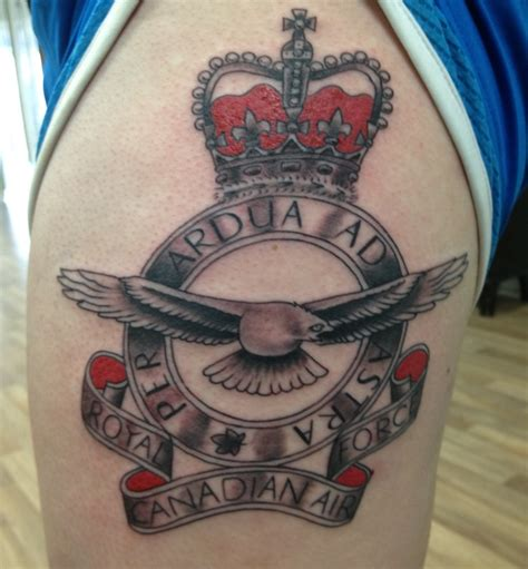 can you have tattoos in the air force royal canadian air ideas