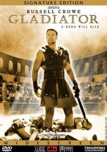 gladiator film book gladiator 2000 the squeee