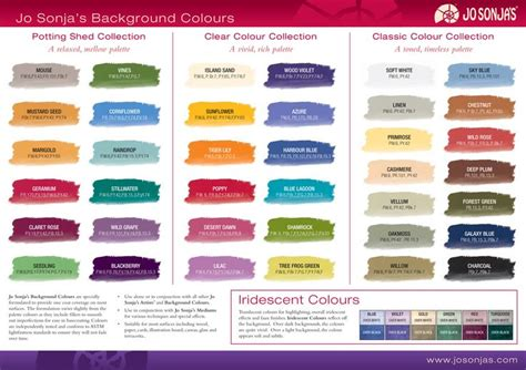 20 best images about color charts on colour chart metals and colors