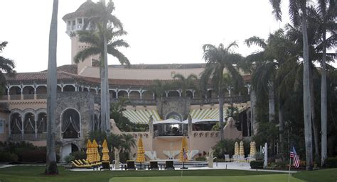 is at mar a lago watchdog says will to turn mar a lago visitor records politico