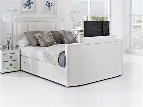 Bed With Tv In Footboard by King Bed With Tv In Footboard Home Design Ideas
