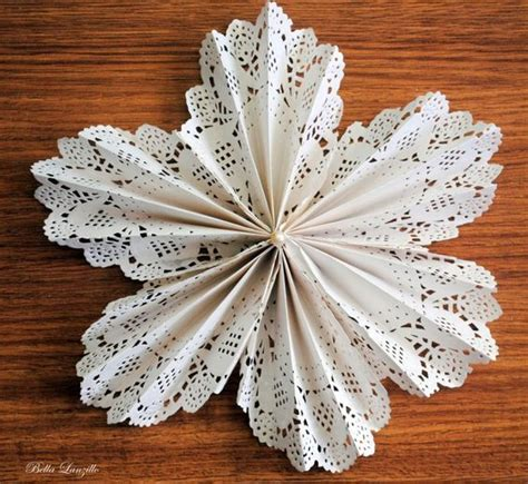 Paper Doilies Crafts - paper tutorials and doilies on