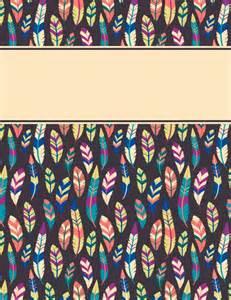 best 25 binder covers ideas on school binder