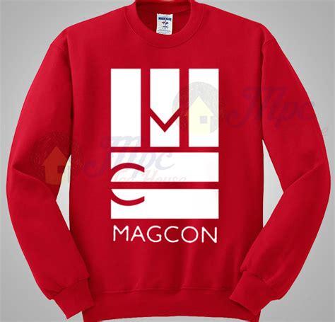 Hoodie Magcon Jidnie Clothing magcon boys symbol unisex sweatshirt mpcteehouse