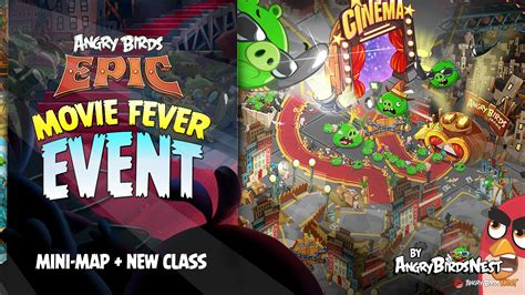 film cu angry birds epic angry birds epic movie fever mini map event is on now