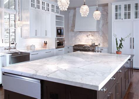 White Carrara Marble Kitchen Countertops by Honed Carrara Marble Countertops Kitchen